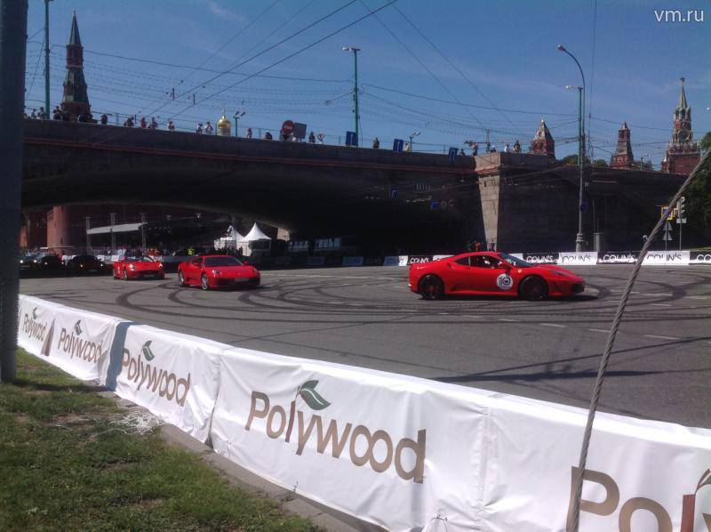 Moscow-City Racing 2013